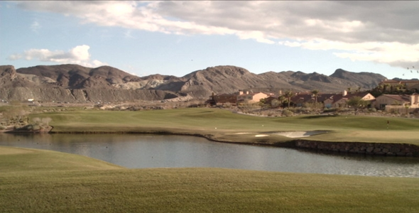 Las Vegas Golf Course Communities