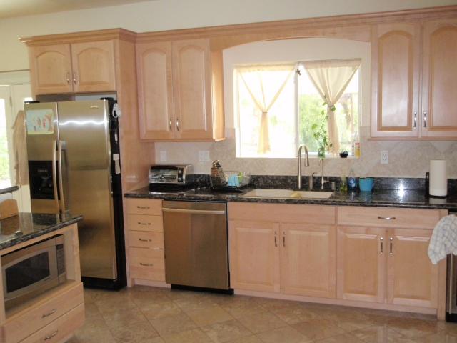 Las Vegas NW home for sale - gourmet kitchen - granite - stainless