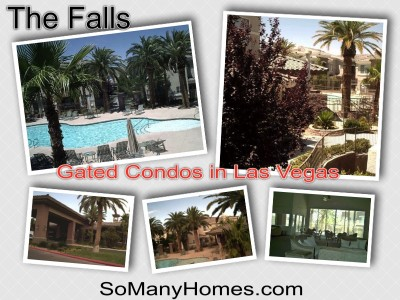 The Falls - Las Vegas condos for sale