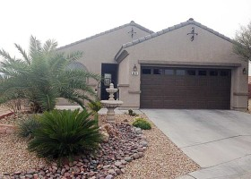 las vegas guard gated single story home for sale